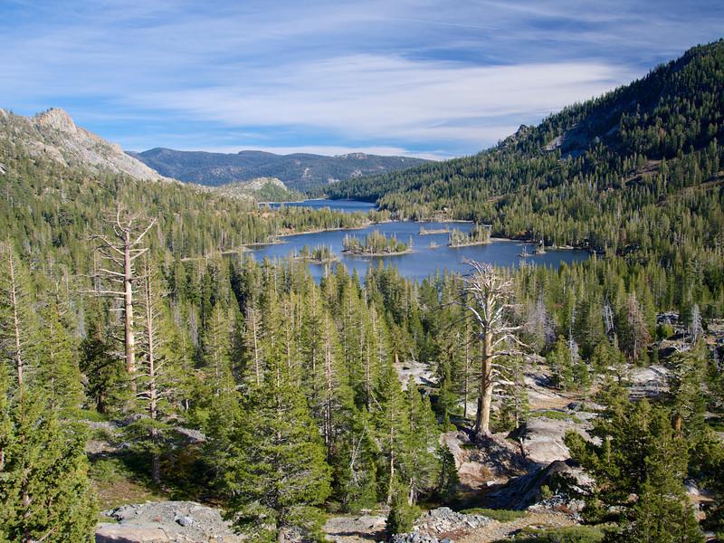 Echo Lakes, Flagpole Peak, Desolation Wilderness