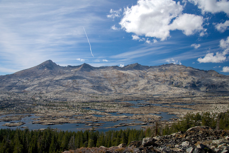 Pyramid Peak, Lake Aloha, Desolation Wilderness