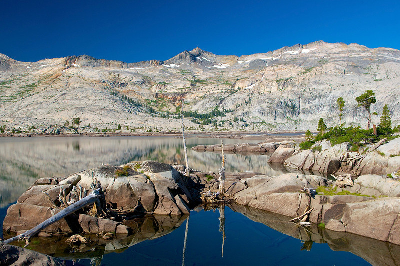 Lake Aloha, Peak 9441, Desolation Wilderness