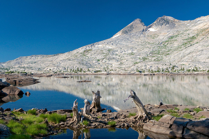 Lake Aloha, Pyramid Peak, Mt. Price, Desolation Wilderness