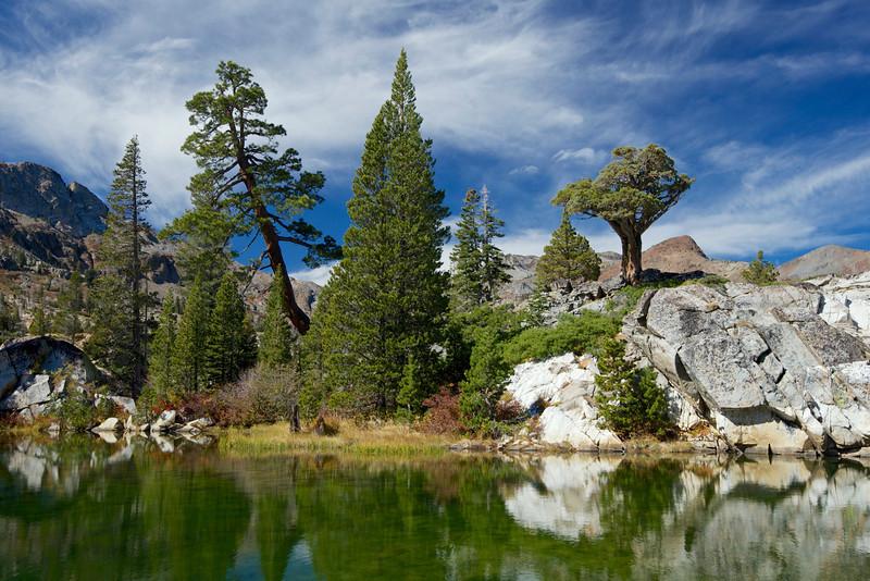 Sparkle Pond, Desolation Wilderness