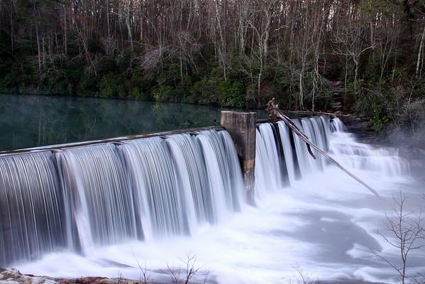 Desoto State Park / Fort Payne, Alabama