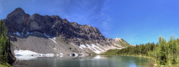 Diana Lake Pano 4