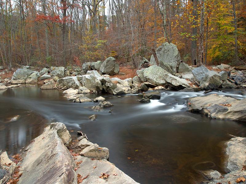 Difficult Run<br /> <br /> Fairfax County, VA<br /> October 2012