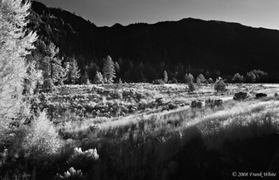 Chief Joseph Scenic Highway - Wyoming IR
