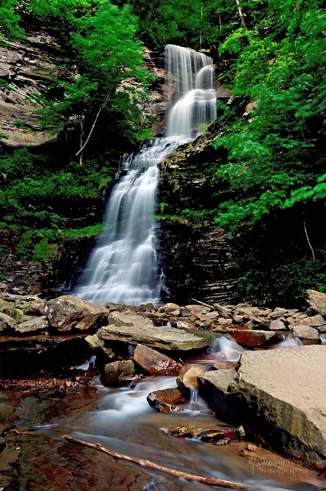 Catheral Falls Gauley Bridge Wva