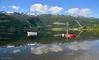 Fin morgen ved Vangsvatnet på Voss