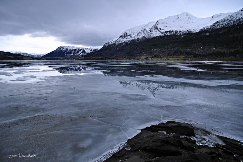 Ved Lønavatnet på Voss
