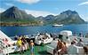 Fra Helgelandskysten<br /> <br /> From the coast of Helgeland in northern Norway