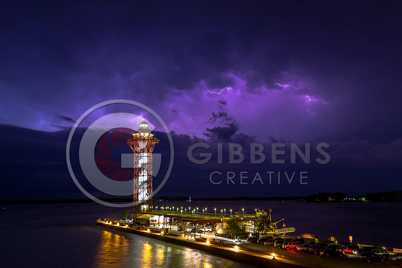 Niagara Returning In the Clouds