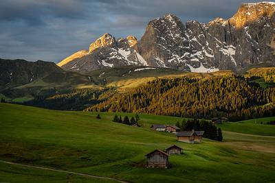 Meadows and Ski Huts