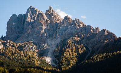 Dürrenstein - Picco di Valandro