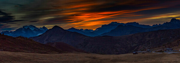 Dolomite Sunset II