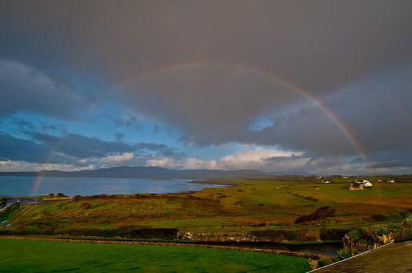 Castlemurray rainbow