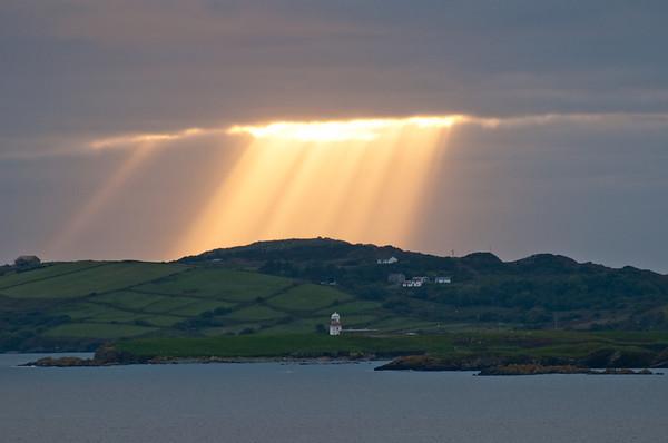 Carntullagh Head (entrance to Killybegs harbour)