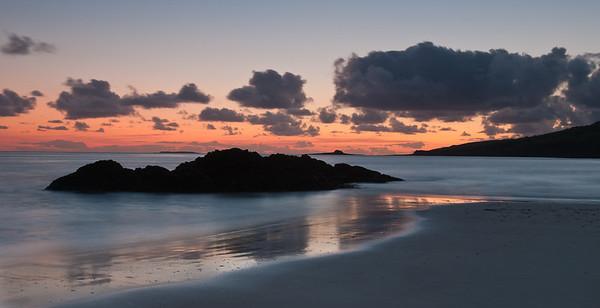 Fintragh Bay sunset