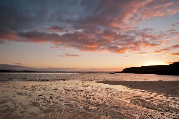 St John's Point beach, sunrise
