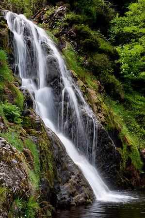 Assarnacally waterfall