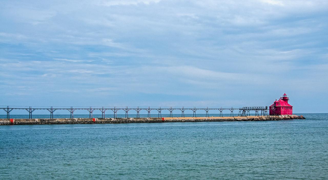 A Long Pier