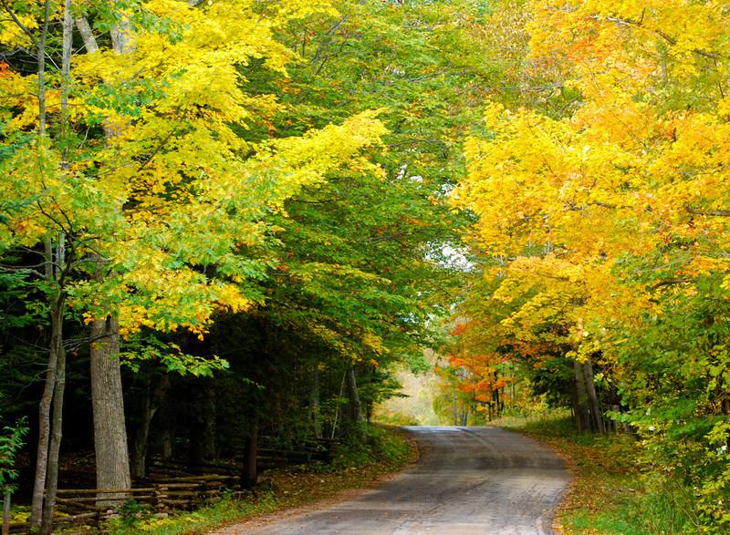 Door County Fall Color