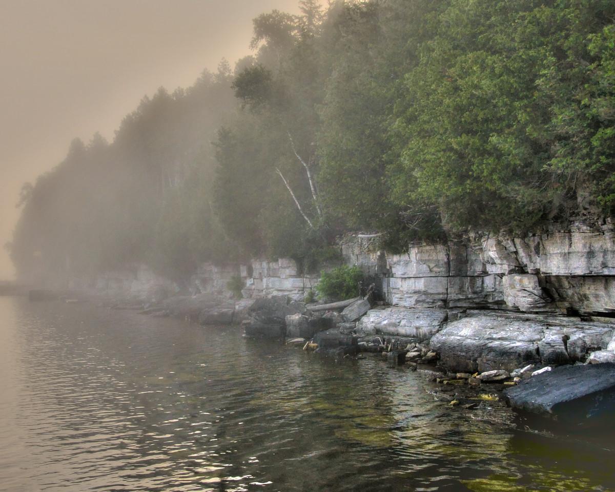 Gills Rock Shoreline