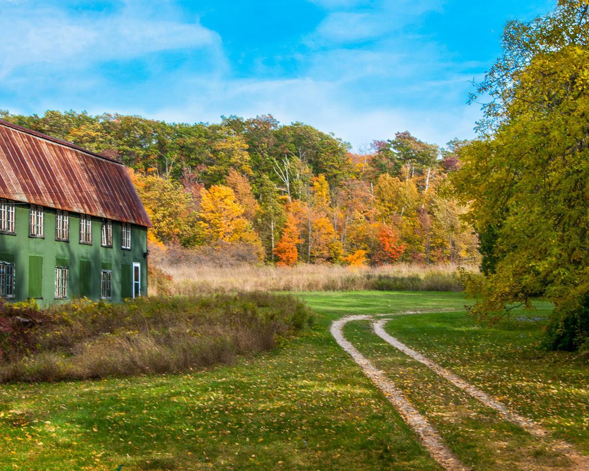 Badger Road Barn