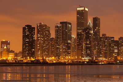 Downtown Chicago Landscapes
