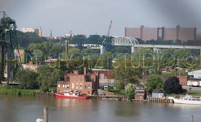 Downtown Cleveland and The Flats Aug 2014
