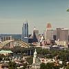Cincinnati from Bellevue, Ky