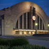Dawn at Union Terminal