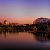 Greater Cincinnati, Ohio<br /> Taken from the KY side<br /> 6 shot panorama