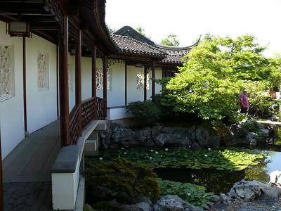 Dr Sun Yat Sen'i aed Vancouveris