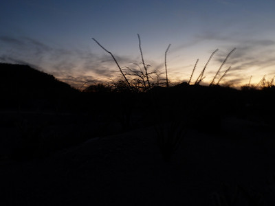 Dreamy Draw sunrise sunset