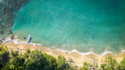 Playa Arrecife Punta Uva