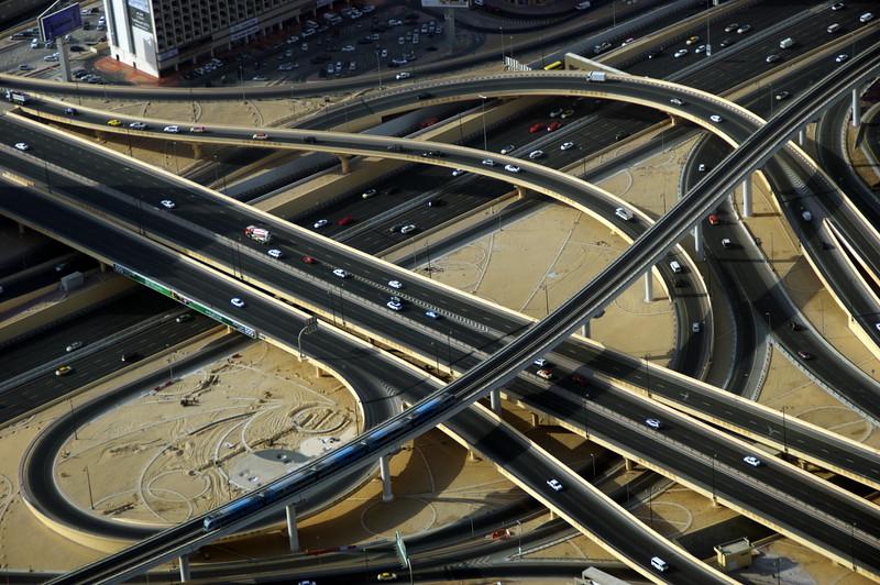 A lovely roundabout