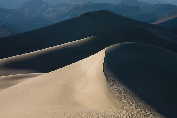 Dune Mountains 8487