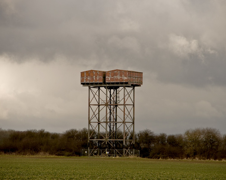 WWII Water Tower
