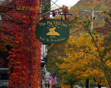 SHADES OF FALL IN COLD SPRING