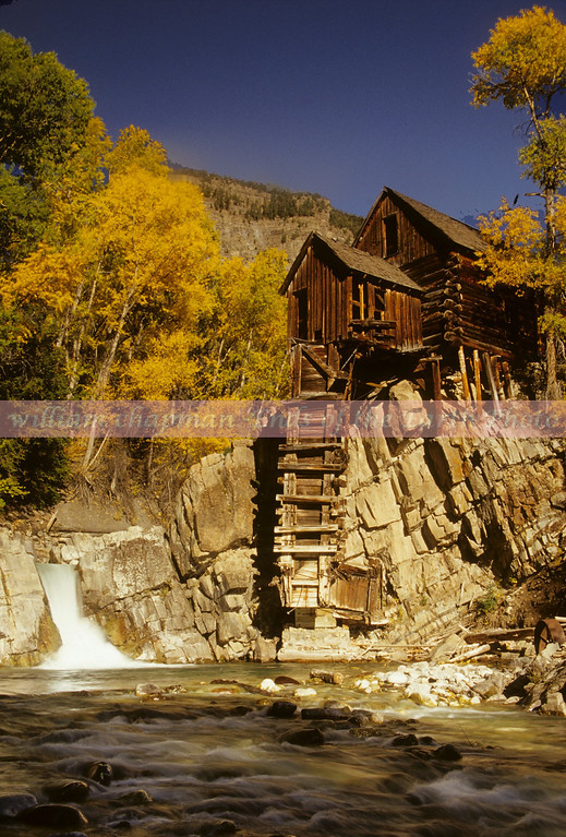 Colorado Mill in Fall colors