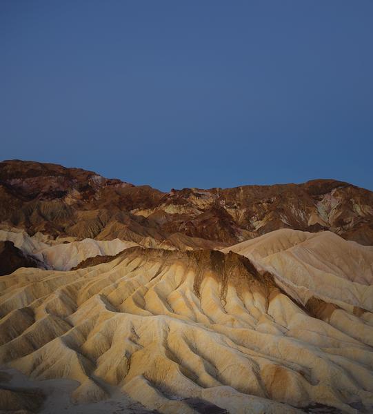 """""""Seams"""" Death Valley National Park, California"""
