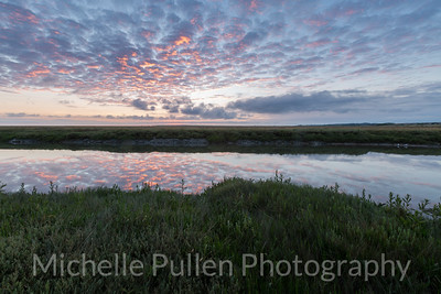 Marshlands Sunrise