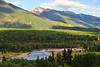 Elk River, Grave Prairie and Gaff Mountain