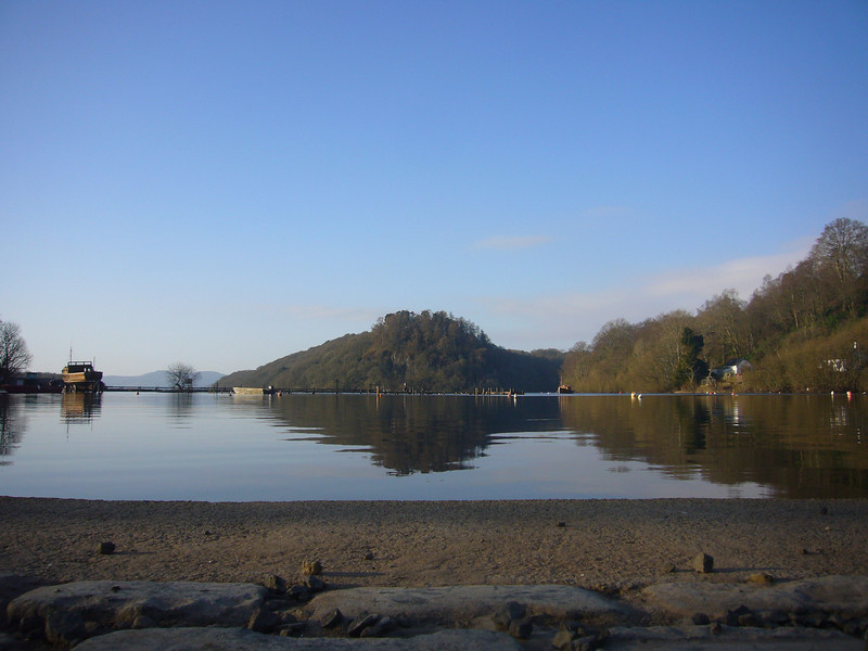 February 2012. Balmaha, Loch Lomond, Scotland.