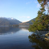 February 2012. Rowardennan, Loch Lomond.
