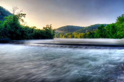 Clinch River Below Norris Dam
