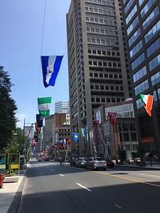 Sherbrooke Street, Montreal.