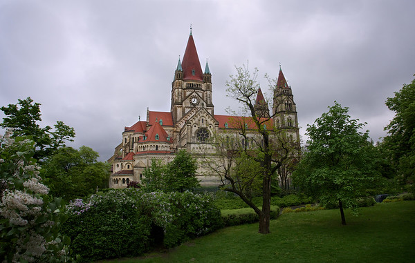 Franz Von Assissi Church