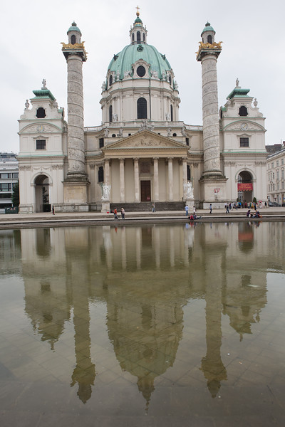 Vienna Reflection