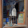 Store window, Bodie State Historical Park