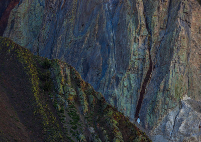 Mt. Morrison Sierra Nevada Abstract Details 5